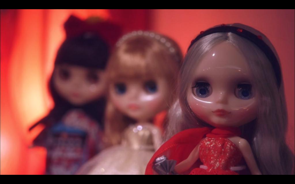 住住 二階堂ふみの部屋と人形